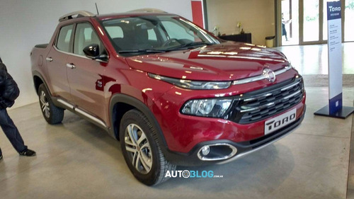 fiat toro freedom 0km nj