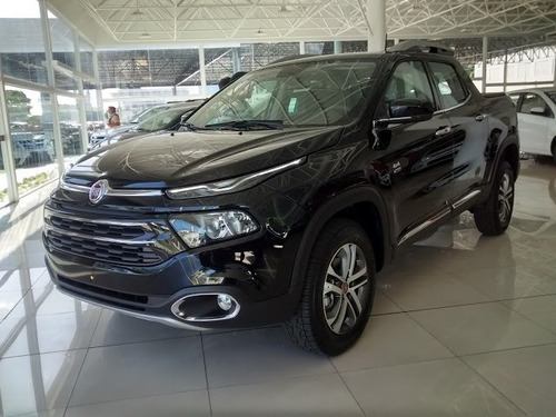 fiat toro freedom 1.8 0km  financiado 100% tomo usado  k