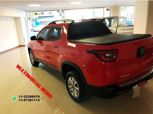 fiat toro freedom 1.8 4x2 pick-up doble cabina aut año 2019