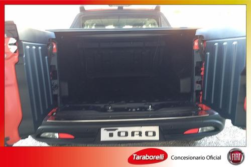 fiat toro freedom 2.0 16v multijet d/cabina 4x2 mt6 c/antic.