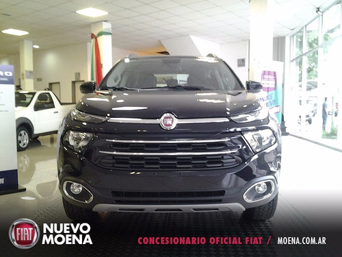 fiat toro freedom 2.0 4x4 2017 con pack extreme