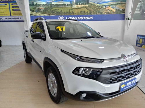 fiat toro freedom 2.0 diesel 4x2 manual 16/17 só 78.990