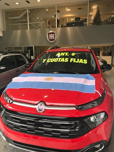fiat toro freedom cd 4 x 4 cabina doble at.9
