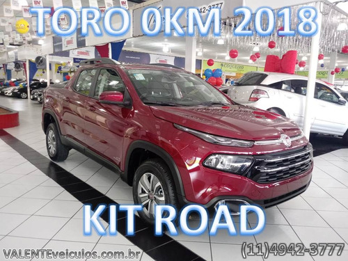 fiat toro kit road 1.8 16v flex 4p