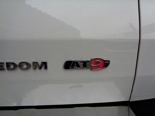 fiat toro mult air freedon 2.4 flex aut at 9 -ano 2017