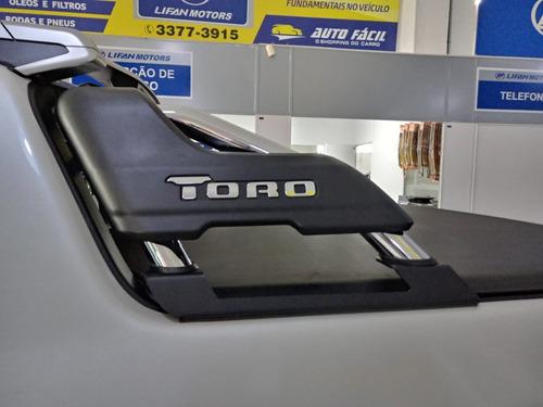 fiat toro ranch 2.0 diesel 4x4 at9 19/20 0km ipva 2020 pago
