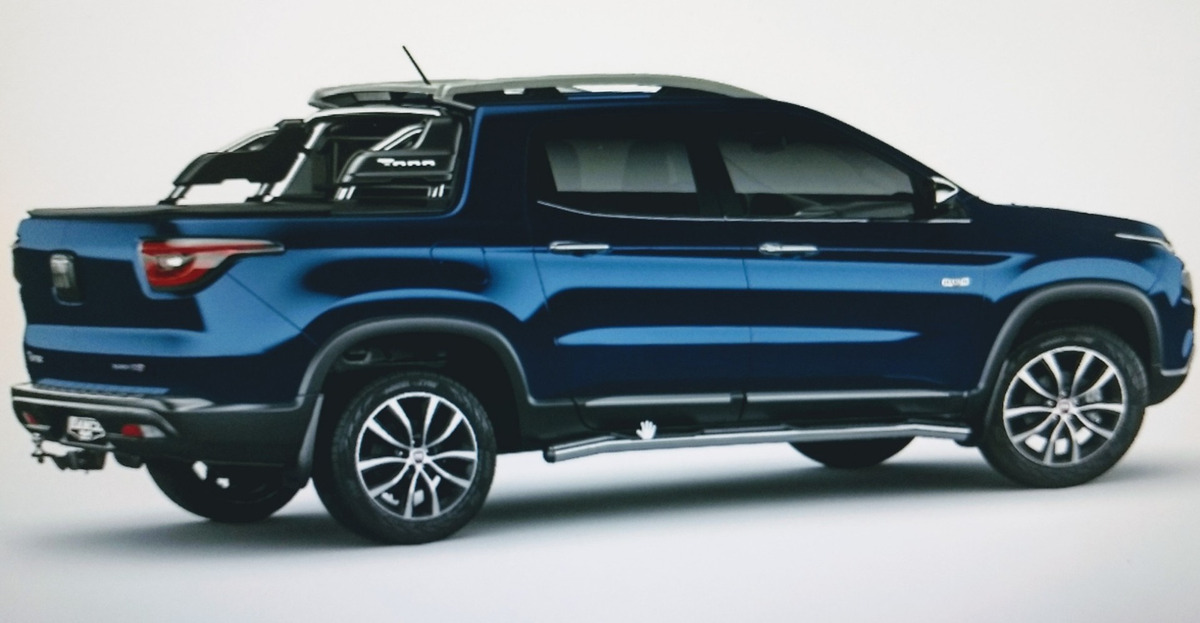 Fiat Toro Ranch 2.0 Diesel 4x4 At9 Oklm 2019 / 2020 - R ...