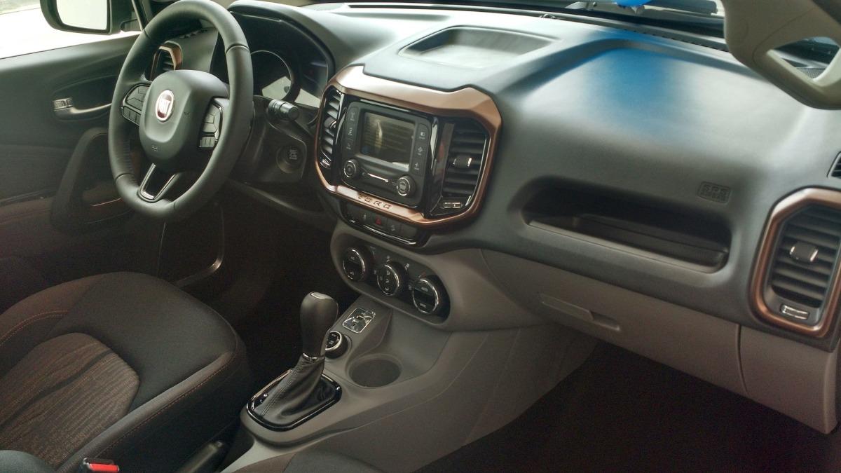 Fiat Toro Ranch 2.0 Diesel 4x4 Aut9 (( Lancamento Fiat ...