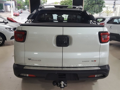 fiat toro ranch 2.0 tdi 4wd automática diesel 2019