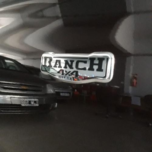 fiat toro toro ranch 0km  diesel cabina doble 4x4 at