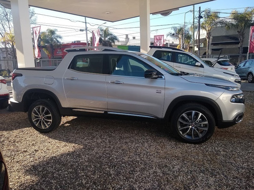 fiat toro volcano 0km my20 2.0 at9 4x4 enero 2020 ultima!