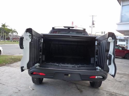 fiat toro volcano 4x4 automatica premium-entrega inmediata
