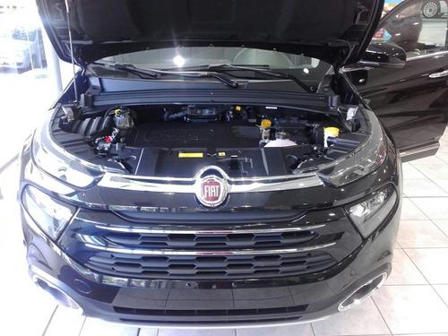 fiat toro volcano negra 4x4 motor 2.0 diesel 0km autonovo s.