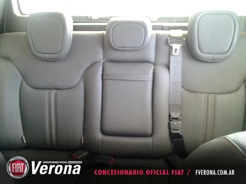 fiat toro volcano premium 4x4 2017 0km bordó 5 puertas