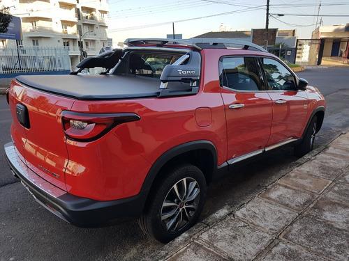 fiat toro volcano turbo diesel 2019 - seminova - único dono