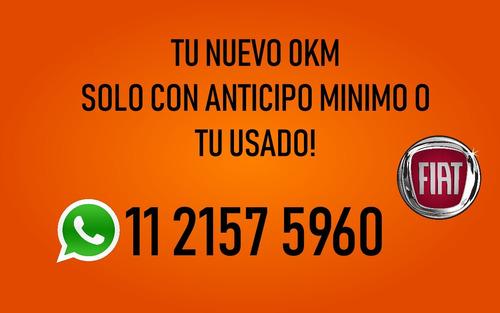 fiat uno 0km 2019 - opcion gnc - tomamos usados!