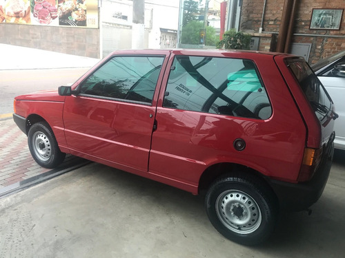 fiat uno 1.0 ie mille sx 8v gasolina 2p manual