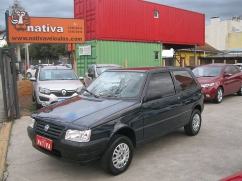 fiat uno 1.0 mpi mille fire 8v flex 2p manual