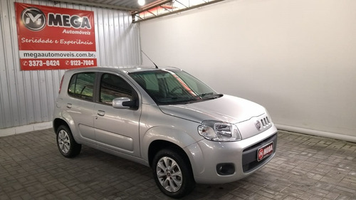 fiat uno 1.0 vivace 8v flex 4p manual
