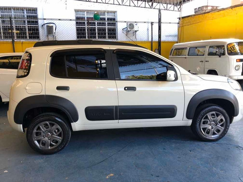 fiat uno 1.0 way flex 5p 2015 completo