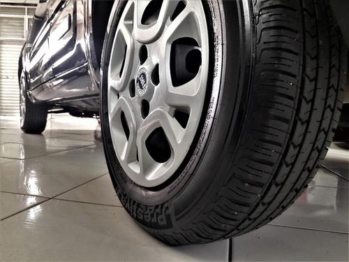 fiat uno 1.4 8v attractive  completo flex 4 pneus novos