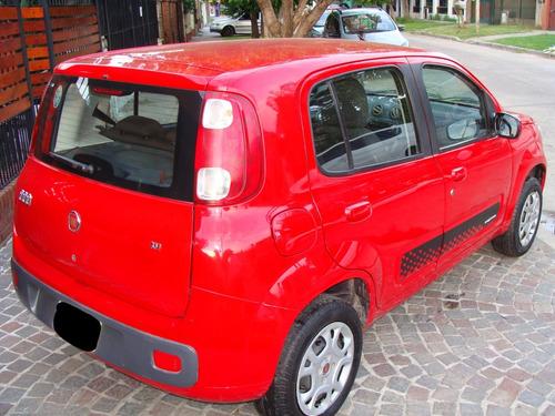 fiat uno 1.4 atracttive 2012 5 puertas km 110000