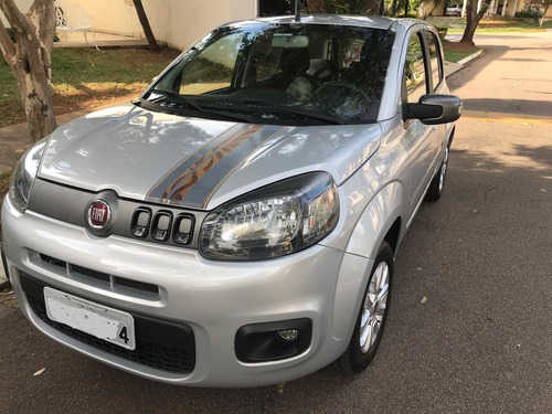 fiat uno 1.4 evolution 2015 mais completo da categoria