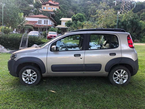 fiat uno 2011 1.0 way flex unica dona