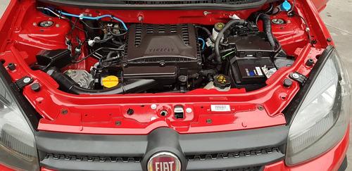 fiat uno 2018 firefly drive completo 1.0 flex 21.000 km