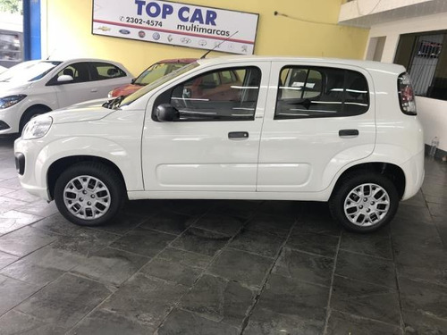 fiat uno attractive 1.0 2017 - carro completo