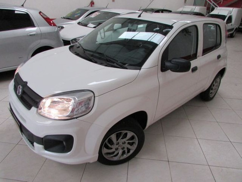 fiat uno attractive 1.0 flex, pzf4559