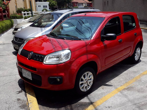 fiat uno attractive -2015