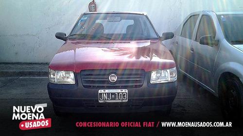 fiat uno cargo 1.3 rojo 2011 3 puertas