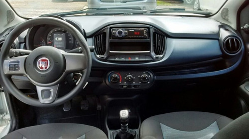fiat uno evo attractive 1.0 6v flex 2017/2017