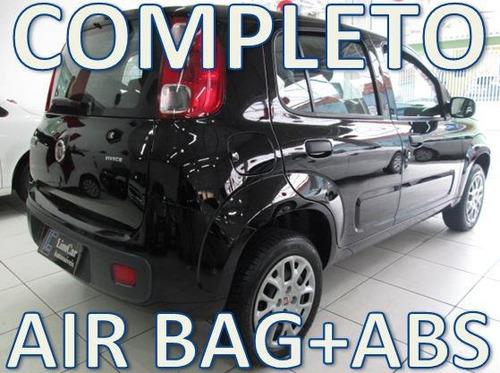fiat uno evo vivace 4pt flex completo+air bag+abs unico dono