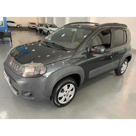 Fiat Uno Evo Way (casual)  1.0 8v Eta/gas (nac) 4p