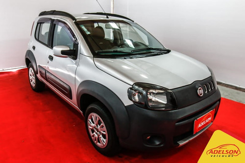 fiat uno evo way 1.4 8v eta/gas (nac) 4p 2011