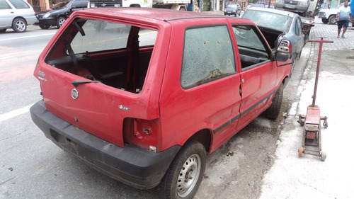 fiat uno fire flex 2006(sucata so peça)
