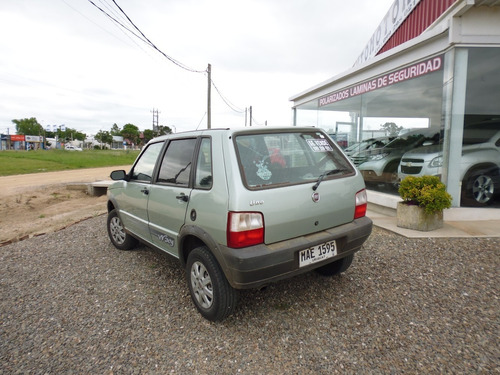 fiat uno fire way 2010