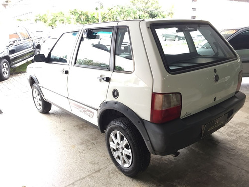 fiat uno mille 1.0 way flex 5p