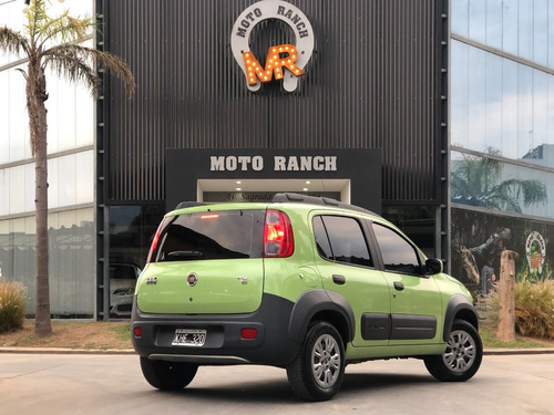 fiat uno novo 2011 way 1.4, unico !