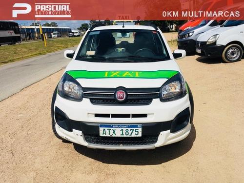 fiat uno taxi pascual vende 4 unidades taxi taxi