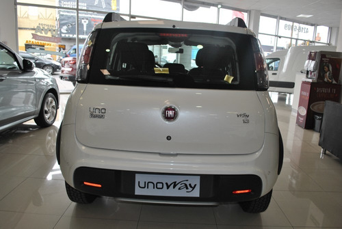 fiat uno way 1.0 blanco 0 km my 2020