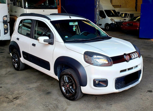 fiat uno way 1.0 flex - 2015 (completo)