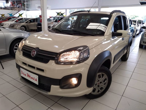 fiat uno way 1.3 flex 8v 5p 2017