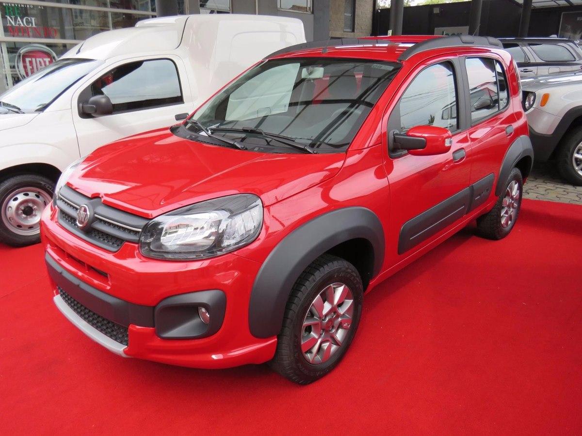 Fiat Uno Way 1.4 2018 - $ 34.990.000 en Mercado Libre