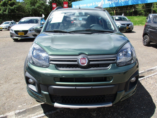 fiat uno way 1.4 abc336
