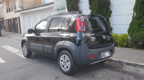 fiat uno way 1.4 flex 5p 2011 completo