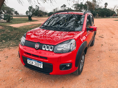 fiat uno way 1.4 lx extra full mod. 2016