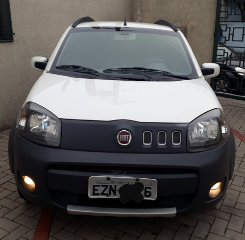 fiat uno way 2012 celebration 1.0 flex 5 portas